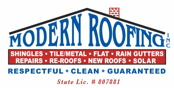 Modern Roofing Los Angeles